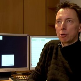 Prof Jürgen Schopper -  VFX-Supervisor -  wie er sich dem Projekt annaeherte - Interview