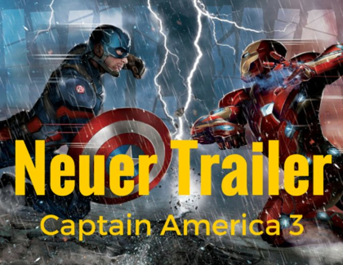 captain america 3 trailer