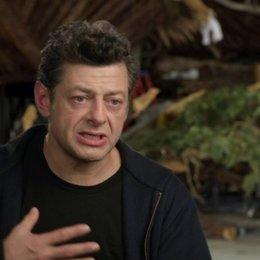 Andy Serkis - Ceasar - über die Beziehung zwischen Koba und Ceasar - OV-Interview