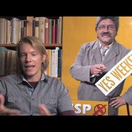 Simon Gosejohann über den Unterschied von TV-Comedy und Kinorollen - Interview