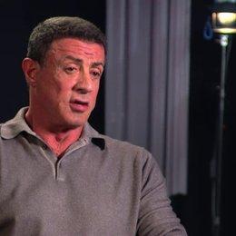 Sylvester Stallone - Drehbuch, Produzent - über Gary Fleder - OV-Interview
