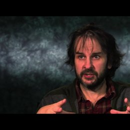 Peter Jackson über die Comicvorlagen - OV-Interview Poster