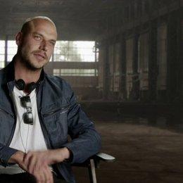 Patrick Hughes - Regisseur - über die Arbeit mit Sylvester Stallone - OV-Interview