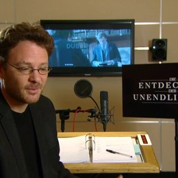 Timmo Niesner über die Tage im Synchronstudio - Interview