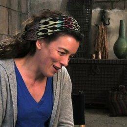 Olivia Williams über Tom Ward - OV-Interview