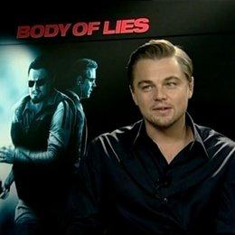 Leonardo di Caprio - Interview Poster