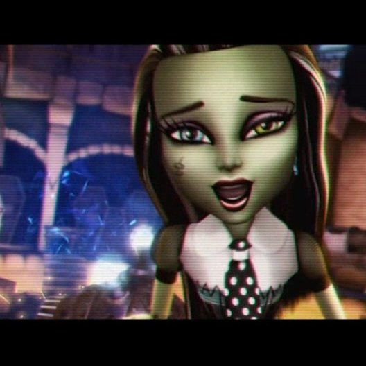 Monster High: Freaky Fusion - Trailer