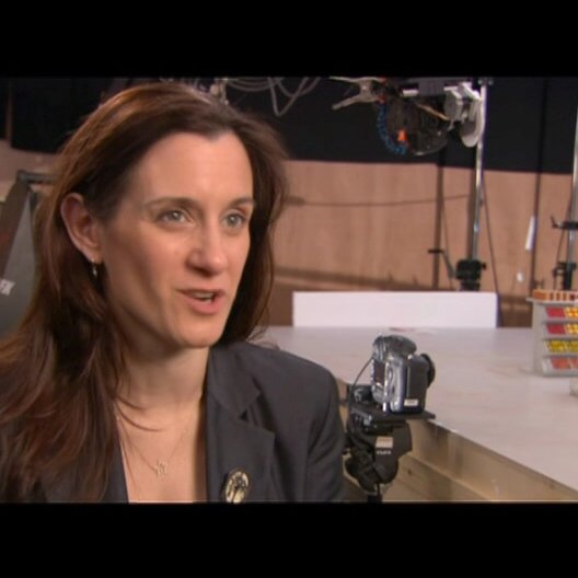 Allison Abbate über den Film - OV-Interview Poster