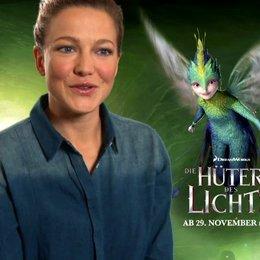 Hannah Herzsprung - Zahnfee - warum man sich den Film anschauen sollte - Interview