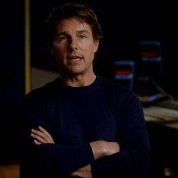 Tom Cruise (Ethan Hunt) über das was ihm an Filmen wichtig ist - OV-Interview Poster