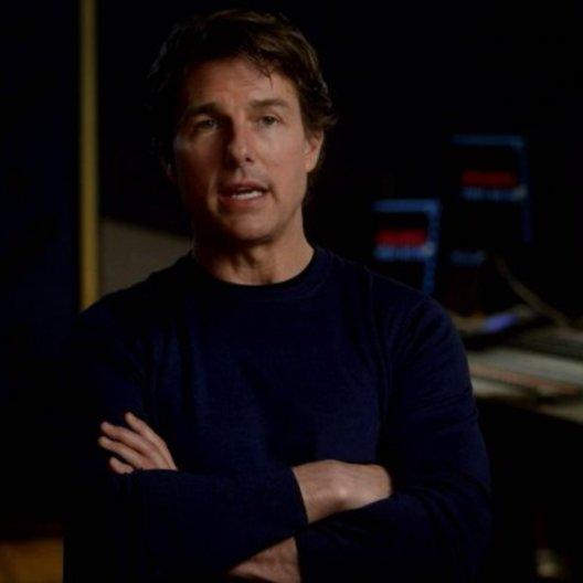 Tom Cruise (Ethan Hunt) über das was ihm an Filmen wichtig ist - OV-Interview