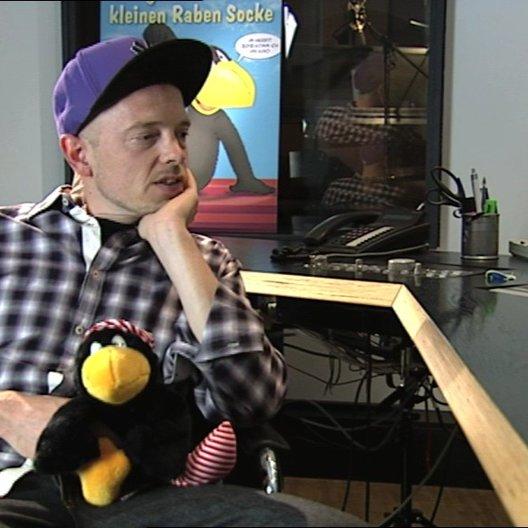 Jan Delay darüber wie er zum Synchronsprechen gekommen ist - Interview Poster