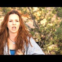 Amber Tamblyn über die Arbeit an 127 Hours - OV-Interview