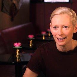 Tilda Swinton - Dianna - darüber, wie sie zu dem Projekt kam - OV-Interview