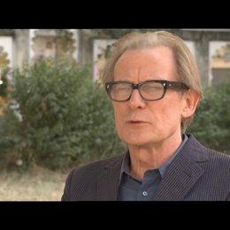 Bill Nighy - Douglas - über das Hotel - OV-Interview