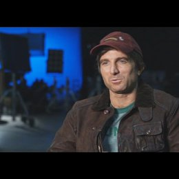"Sharlto Copley - ""Murdock"" über die TV-Serie - OV-Interview"