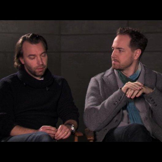 Mans Marlind und Björn Stein über die gemeinsame Regiearbeit - OV-Interview Poster
