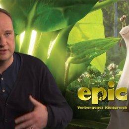 Oliver Welke -Grub- über den Humor in BlueSky-Animationsfilmen - Interview Poster