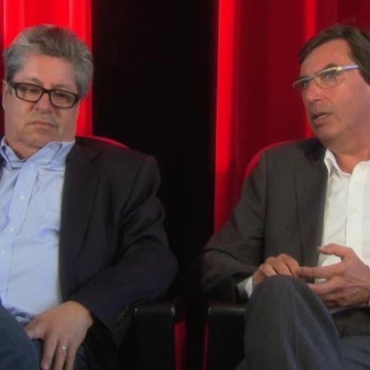 Günther Russ über Bille August als Regisseur - Interview Poster