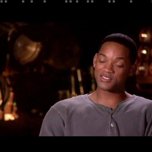 Will Smith über Hancock - OV-Interview Poster