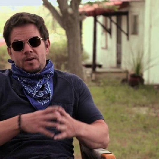 Mark Wahlberg über seine erste Reaktion auf das Drehbuch - OV-Interview Poster