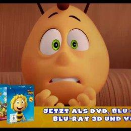 Die Biene Maja - Der Kinofilm (VoD-BluRay-DVD-Trailer) Poster
