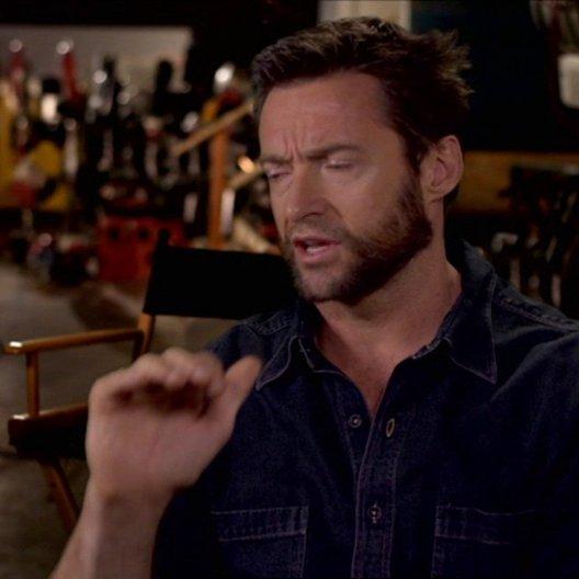 Logan über den Zuschauer in eine neue Umgebung mitnehmen - OV-Interview Poster
