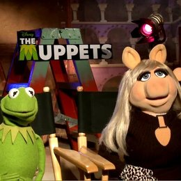 Kermit und Miss Piggy über die erneute Zusammenarbeit - OV-Interview Poster