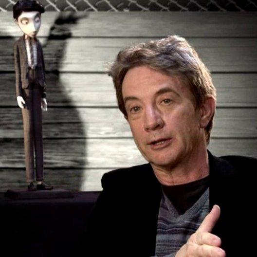 Martin Short - Mr Frankenstein - was die Zuschauer erwarten können - OV-Interview