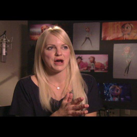 Faris über den Film - OV-Interview