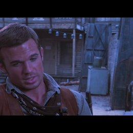 "Cam Gigandet (""Hicks"") über seine Rolle - OV-Interview"