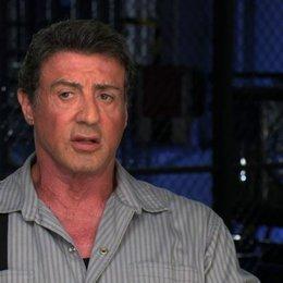 Sylvester Stallone über das Besondere des Films - OV-Interview