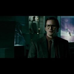 Selbst Dr. Manhattan kann nicht überall zugleich sein - Szene Poster