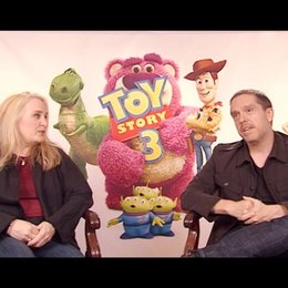 Lee Unkrich and Darla K Anderson über 3D - OV-Interview Poster