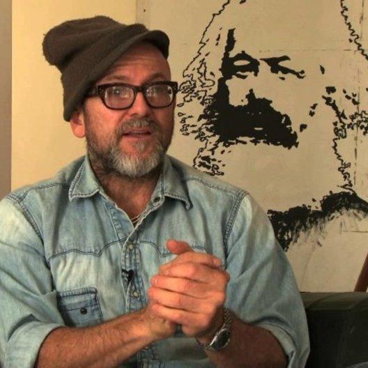Franck Khalfoun darüber ob Maniac eine Liebesgeschichte ist - OV-Interview