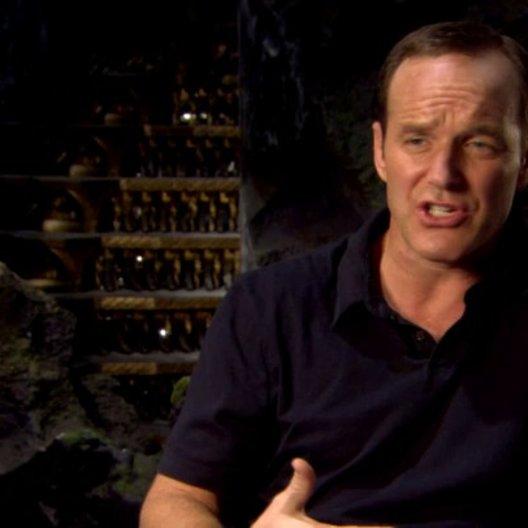 Clark Gregg - Agent Phil Coulson über die Dynamik zwischen den Avengers - OV-Interview
