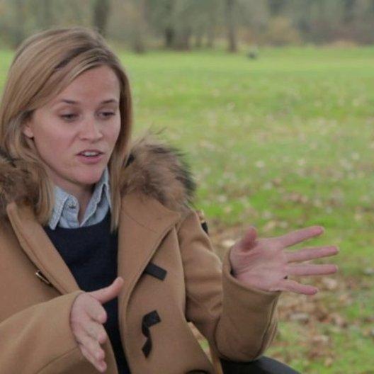 Reese Witherspoon über Nick Hombys Talent und die Arbeit mit Jean-Marc - OV-Interview