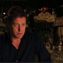Hugh Grant über wieso er die Rolle annahm - OV-Interview