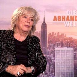 Margarethe von Trotta - Drehbuch und Regie - über den Titel Die abhandene Welt - Interview Poster