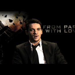 "Jonathan Rhys-Meyers (""James Reese"") - Grußbotschaft an die Fans - OV-Interview Poster"