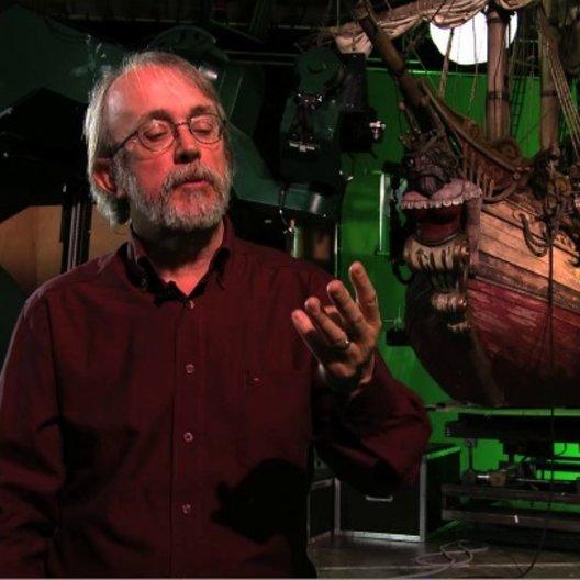 Peter Lord über die Story - OV-Interview