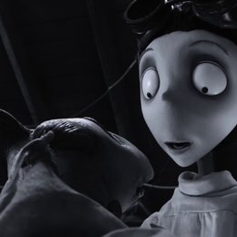 Frankenweenie - OV-Trailer Poster
