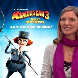 Susanne Pätzold - Chantal DuBois - was sie an ihrer Rolle mag - Interview Poster