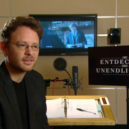 Timmo Niesner darüber warum man sich den Film ansehen muss - Interview Poster