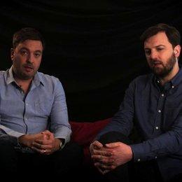 Damon Beesley & Iain Morris über die Erwartungen an den Film - OV-Interview