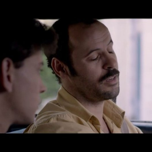 Eyad und sein Vater - Szene