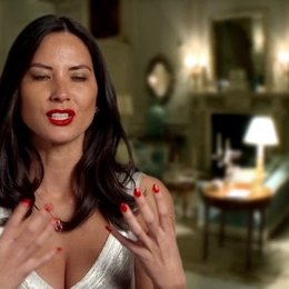 Olivia Munn - Georgina - über den Film - OV-Interview