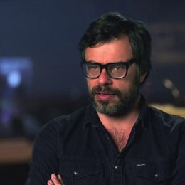 Jemaine Clement - Nigel - darüber, was Nigel tut - OV-Interview