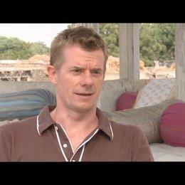Graham Broadbent - (Produzent) über das Drehbuch - OV-Interview