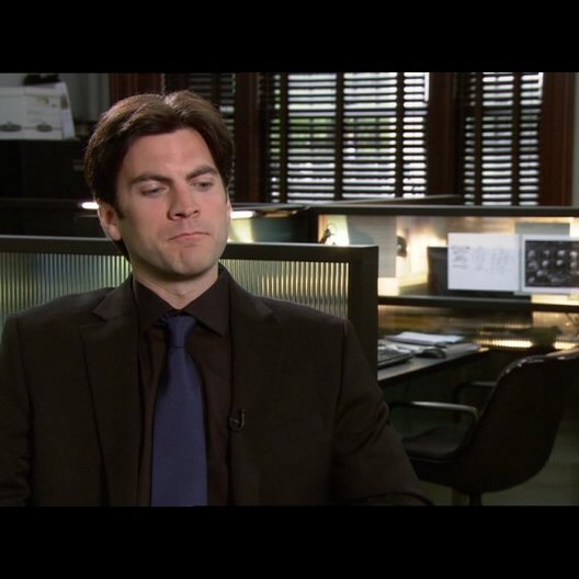 "Wes Bentley - ""Peter Hood"" / über den Regisseur - OV-Interview"